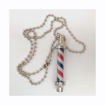 Barber Pole Pendant