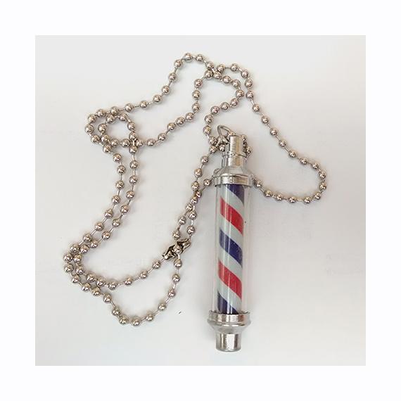 Barber Pole Pendant