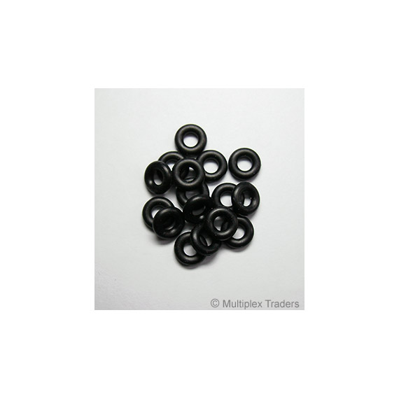 Donut Rubber Washers
